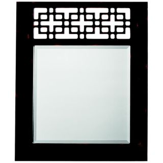 "Kichler Fretwork 36"" High Rectangular Wall Mirror   #X4387"