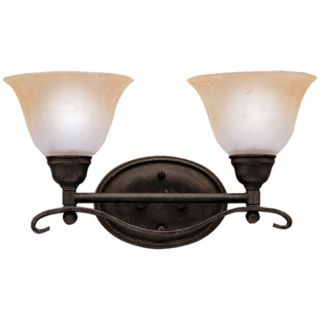"Pomeroy Collection 15 1/2"" Wide Bathroom Light Fixture   #31734"