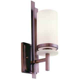 """Midvale Collection ENERGY STAR 16 7/8"""" High Wall Sconce   #91226"""