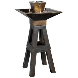 Kenroy Home Kenei Lighted Floor Fountain   #J2311