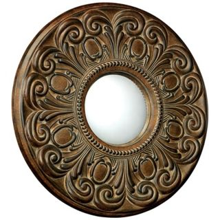 24 In. Or Less, Round, Transitional, Wall Mirrors Mirrors