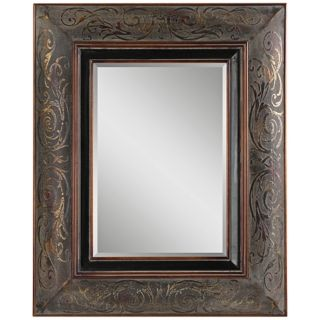 "Uttermost Rola 42 1/2"" High Rectagular Wall Mirror   #R4009"