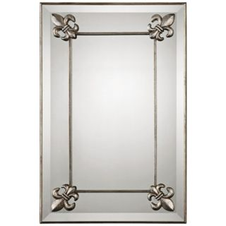 "Uttermost Blanchard 30"" High Decorative Wall Mirror   #X8315"