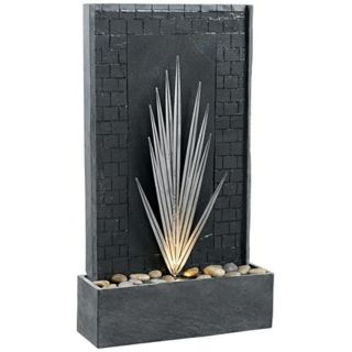 Kenroy Home Plaza Lighted Floor Fountain   #J3072
