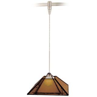Oak Park Havana Brown Tech Lighting MonoRail Pendant   #82960 K5562