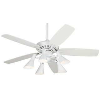 48   58 In. Span, Hand Held Remote Control Ceiling Fans