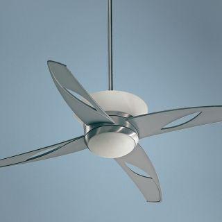 "52"" Quorum Astra Dual Light Kit Contemporary Ceiling Fan   #H5437"