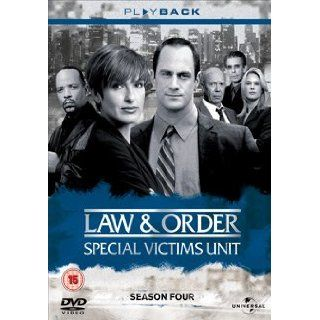 DVD Law Order Special Victims Unit Season 4 Complete 2002