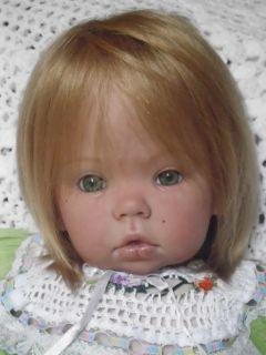 Reborn Girl by Cuddly Angels Nursery Julia Tibby Donna RuBert