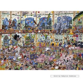 of Gibsons 1000 pieces jigsaw puzzle Mike Jupp   I Love Pets (G514