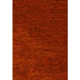 Bohemian Red Eco Friendly Jute Area Rug   #G6833