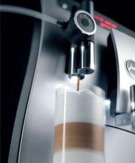 Jura Capresso Impressa Z7 One Touch Espresso Cappuccino Coffee Machine