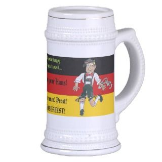 Oktoberfest Munich Germany Beer Stein Mug