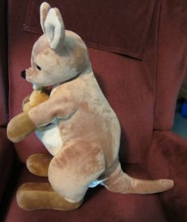 Unusual Plush Kangaroo Baby Joey Stuffed Toys Animal Alley High