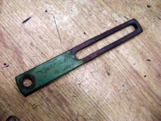 John Deere 70 720 730 Generator Belt Adjustment Strap
