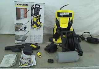 Karcher K 5 540 x Series 2000 PSI 1 4 GPM Electric Pressure Washer