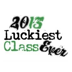 Funny Class OF 2013 Wall Art Poster