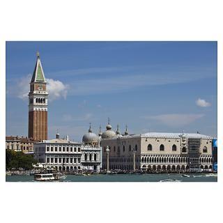 Venice, Piazza San Marco (St. Mark Square) Poster