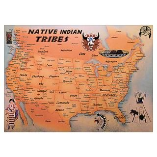 Native American Posters & Prints