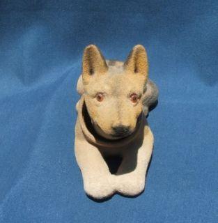 Vintage German Shepard Dog Bobble Head Japan