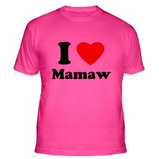 Love Mamaw Gifts & Merchandise  I Love Mamaw Gift Ideas  Unique