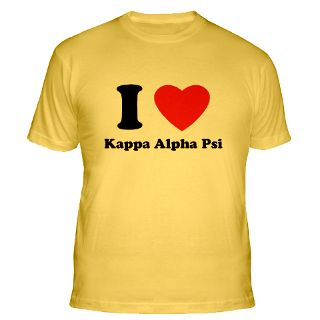 Love Kappa Alpha Psi Gifts & Merchandise  I Love Kappa Alpha Psi