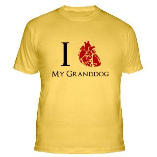 Love My Granddog Gifts & Merchandise  I Love My Granddog Gift Ideas