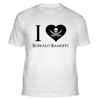 Love Buffalo Bandits Gifts & Merchandise  I Love Buffalo Bandits