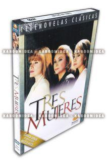 title tres mujeres format dvd ntsc actors karyme lozano sergio