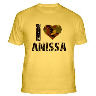 Love Anissa Gifts & Merchandise  I Love Anissa Gift Ideas  Unique