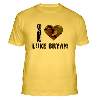 Love Luke Bryan T Shirts  I Love Luke Bryan Shirts & Tees