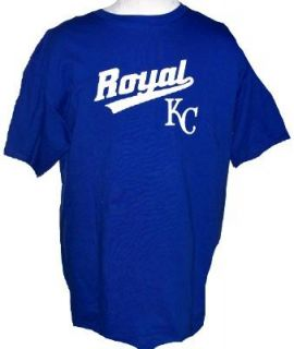 Kansas City Royals Twill Logo Shirt 3X