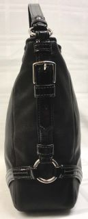 Genuine Coach Katarina Chelsea Black Patent Leather Bag 18959 MSRP$378