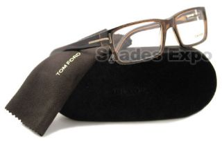 New Tom Ford Eyeglasses TF 5013 Havana R93 RX Optical