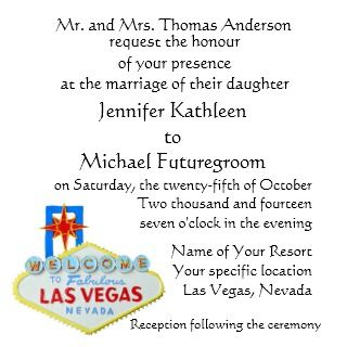 Las Vegas Casino Theme Bridal Shower Invitation