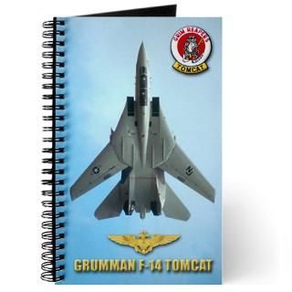 Air Force Gifts  Air Force Journals  F 14 VERTICAL CLIMB Journal