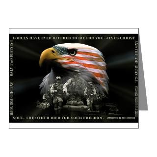 Air Force Gifts  Air Force Note Cards  Note Cards (Pk of 20)