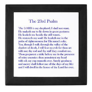 The 23rd Psalm  Poems, prayers & scripture on tiles and gifts shop