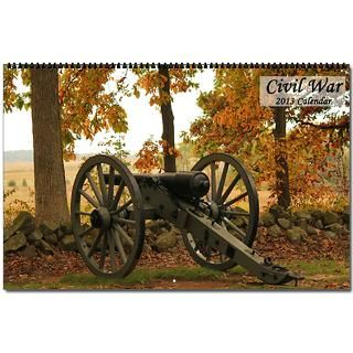 Oversized Civil War Battlefields 2013 Calendar for $32.50