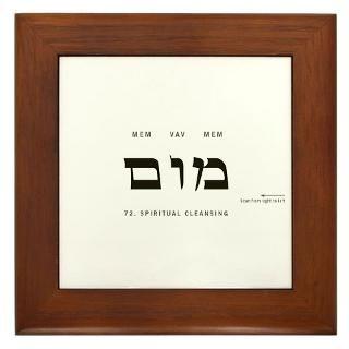 72 Names Of God Framed Art Tiles  Buy 72 Names Of God Framed Tile