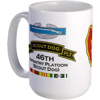 Scout Dogs & Combat Trackers Vietnam   Mugs  A2Z Graphics Works