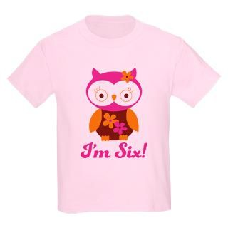 Girls 6Th Birthday T Shirts  Girls 6Th Birthday Shirts & Tees