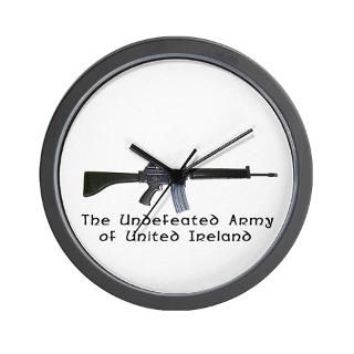 Irish Republican Army Clock  Buy Irish Republican Army Clocks