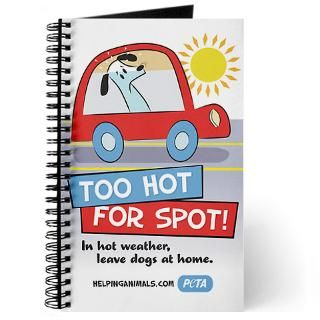 Too Hot for Spot Journal