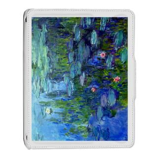 Monet   Water Lilies iPad 2 Cover for $55.50