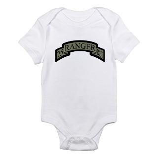 1St Ranger Battalion Baby Bodysuits  Buy 1St Ranger Battalion Baby