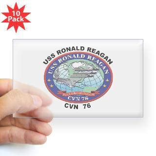 CVN 76 USS Ronald Reagan Decal for $30.00
