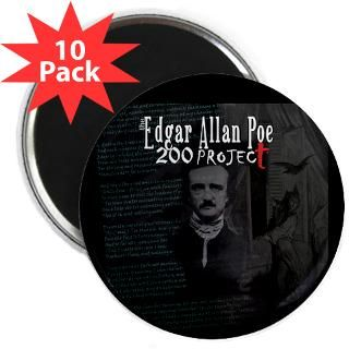button 100 pack $ 87 49 edgar allan poe bicentennial magnet $ 3 69