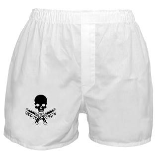 Jolly Roger Boxers, Boxer Shorts, & Briefs