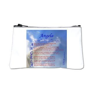 Angela acrostic name blessing poem includes verses from the Psalms